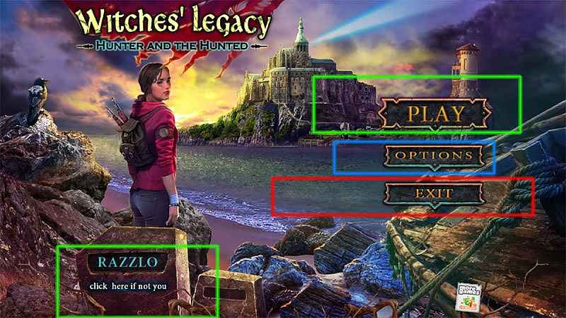 witches' legacy: hunter and the hunted walkthrough screenshots 2