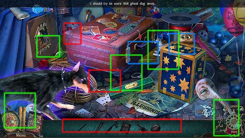stranger than fiction: ghosts of seattle walkthrough screenshots 3