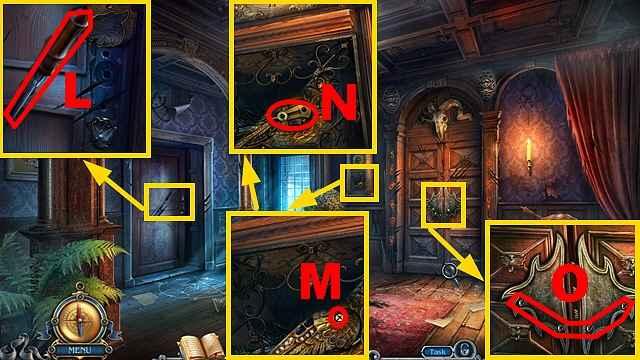 haunted hotel: eclipse walkthrough 3 screenshots 1