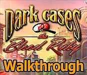 Dark Cases: The Blood Ruby Walkthrough 12