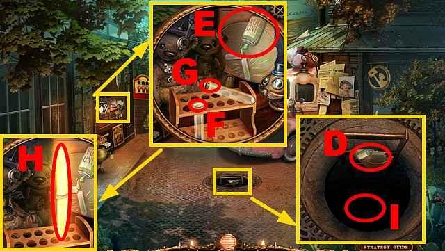 web of deceit: deadly sands walkthrough 13 screenshots 3