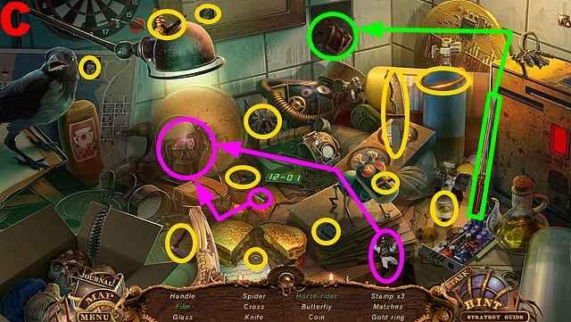 web of deceit: deadly sands walkthrough 16 screenshots 2