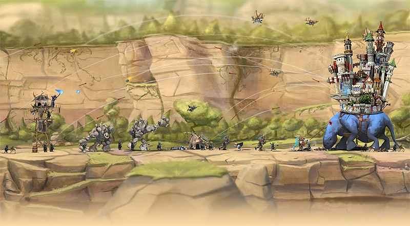 roaming fortress screenshots 3