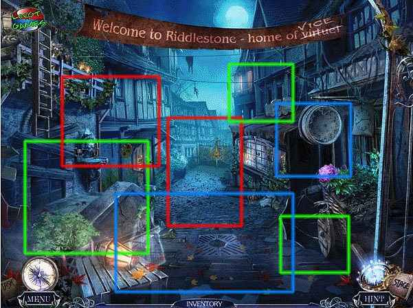riddles of fate: into oblivion collector's edition walkthrough screenshots 2
