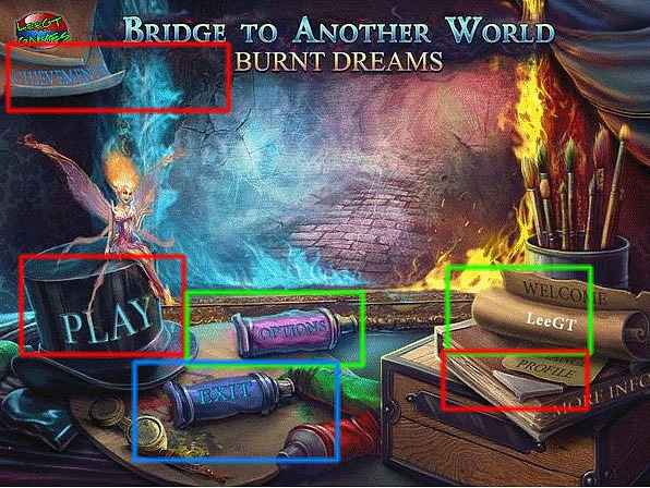 bridge to another world: burnt dreams collector's edition walkthrough screenshots 1
