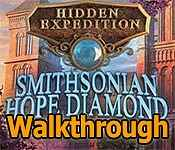 hidden expedition: smithsonian hope diamond collector's edition walkthrough