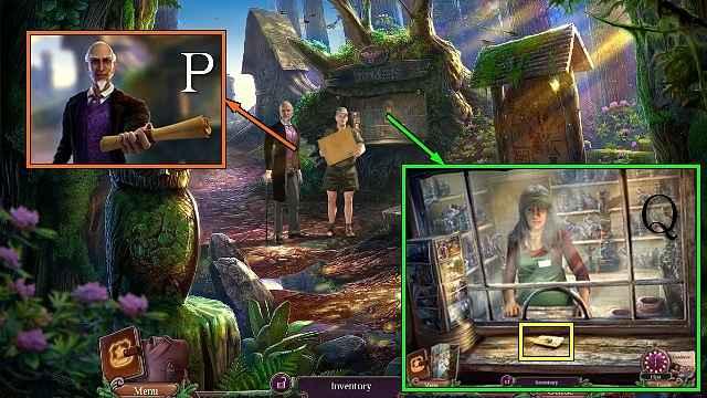 enigmatis: the mists of ravenwood walkthrough 4 screenshots 3