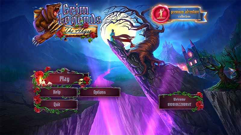 grim legends: the abyss collector's edition screenshots 2