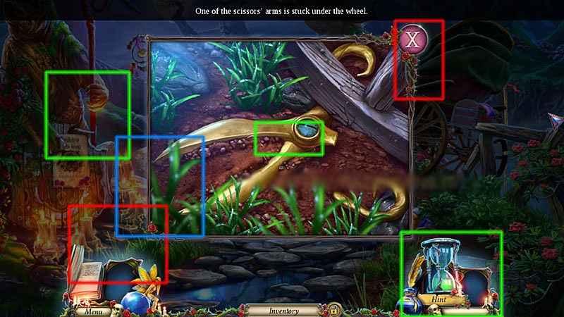 grim legends: the abyss collector's edition walkthrough screenshots 3