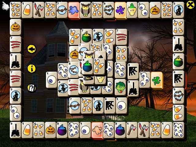 halloween mahjong screenshots 3