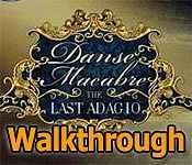 danse macabre: the last adagio collector's edition walkthrough