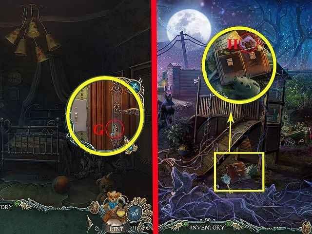 stranded dreamscapes: the prisoner walkthrough 3 screenshots 1