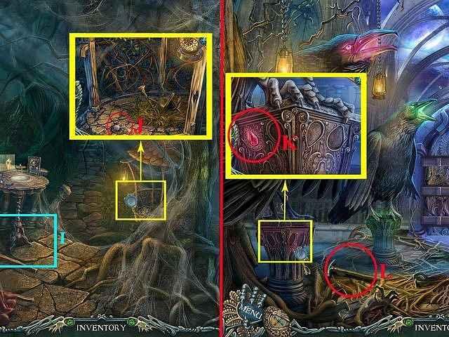 stranded dreamscapes: the prisoner walkthrough 3 screenshots 3