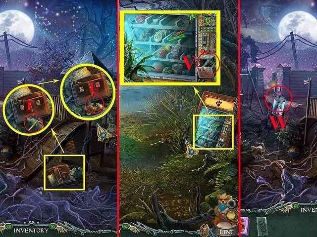 stranded dreamscapes: the prisoner walkthrough 4 screenshots 2