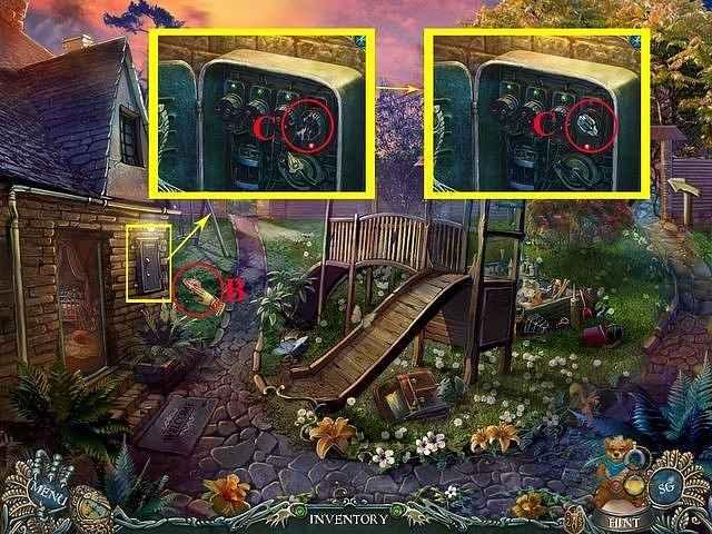stranded dreamscapes: the prisoner walkthrough 5 screenshots 1