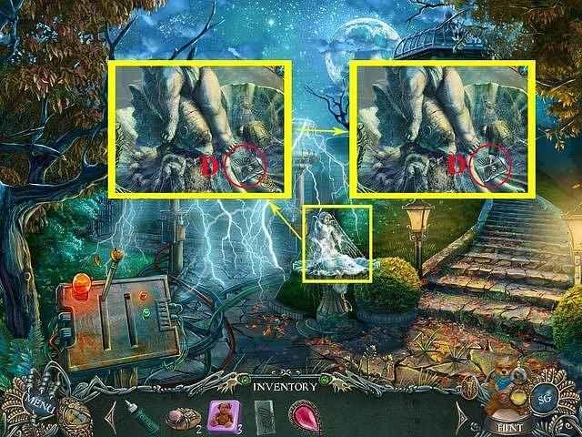 stranded dreamscapes: the prisoner walkthrough 5 screenshots 2