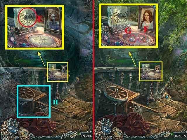 stranded dreamscapes: the prisoner walkthrough 5 screenshots 3