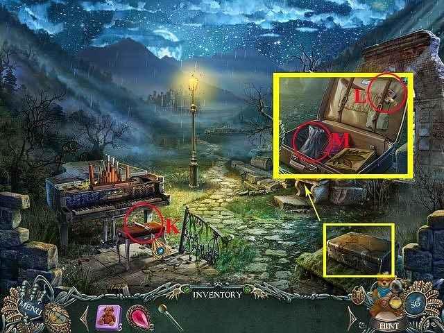 stranded dreamscapes: the prisoner walkthrough 6 screenshots 2
