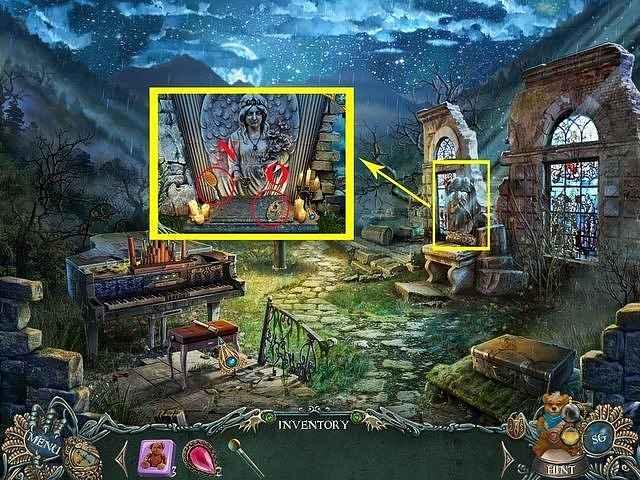 stranded dreamscapes: the prisoner walkthrough 6 screenshots 3