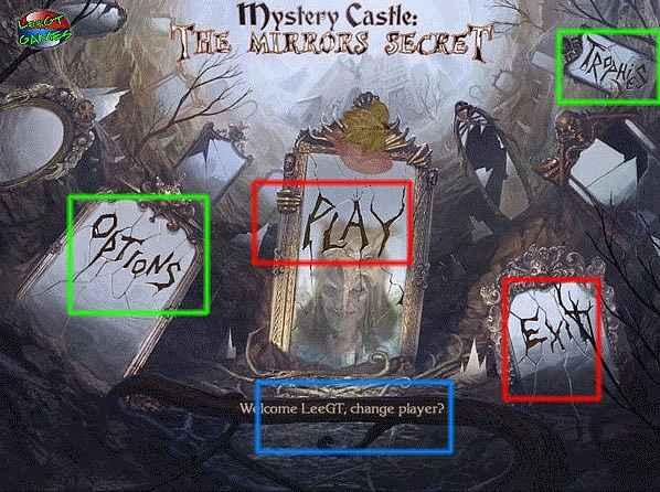 mystery castle: the mirror's secret collector's edition walkthrough screenshots 1
