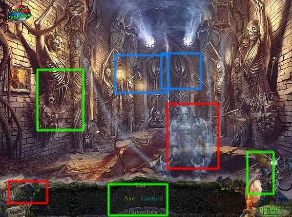 mystery castle: the mirror's secret collector's edition walkthrough screenshots 2