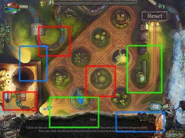 mystery castle: the mirror's secret collector's edition walkthrough screenshots 3