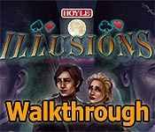 hoyle illusions walkthrough