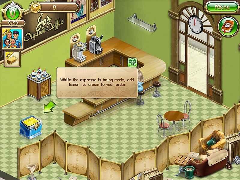 jo's dream: organic coffee 2 screenshots 1