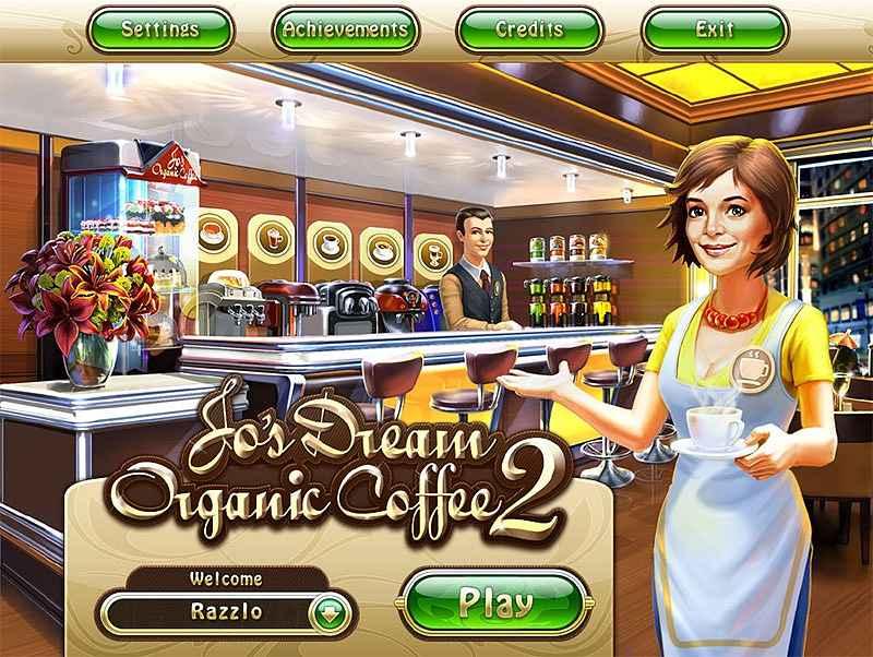 jo's dream: organic coffee 2 screenshots 2