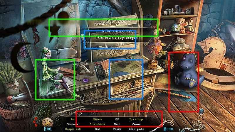 emberwing: lost legacy collector's edition walkthrough screenshots 1