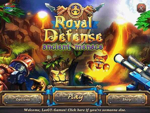 royal defense: ancient menace screenshots 1