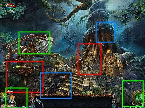 lost lands: dark overlord collector's edition walkthrough screenshots 3