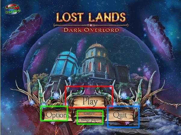 lost lands: dark overlord walkthrough screenshots 1