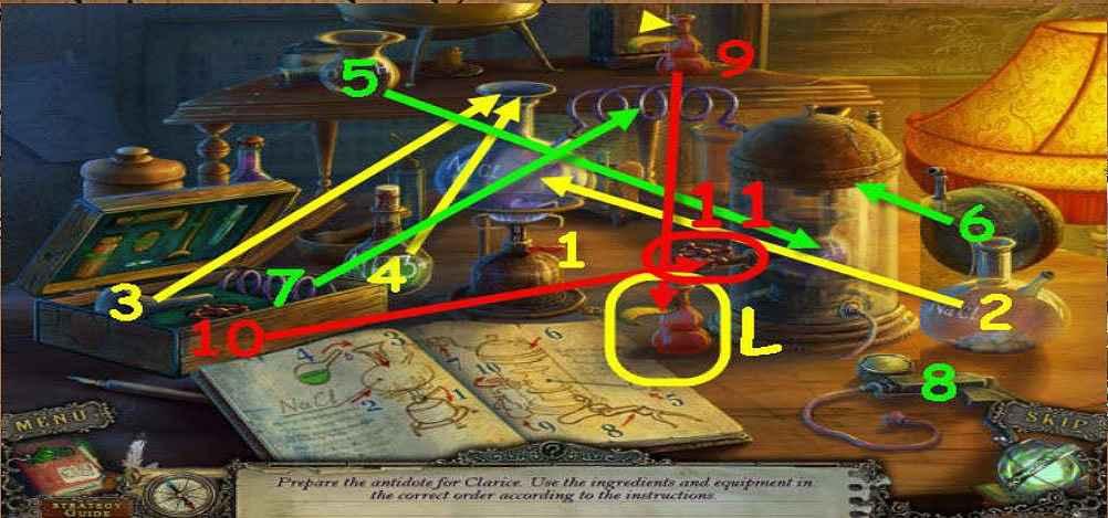 whispered secrets: into the beyond walkthrough 6 screenshots 2