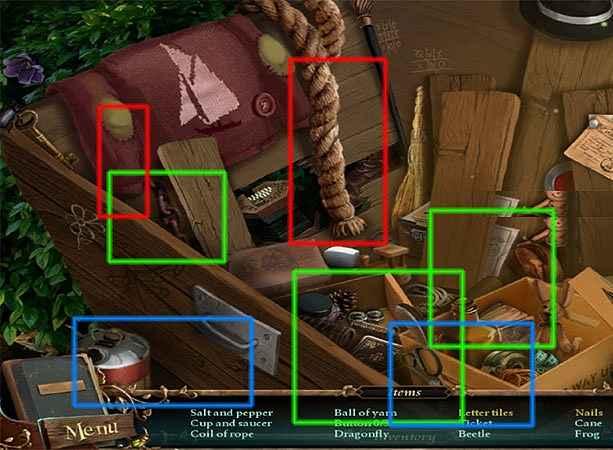 grimville: the gift of darkness walkthrough screenshots 1