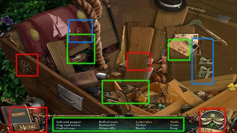 grimville: the gift of darkness walkthrough screenshots 3