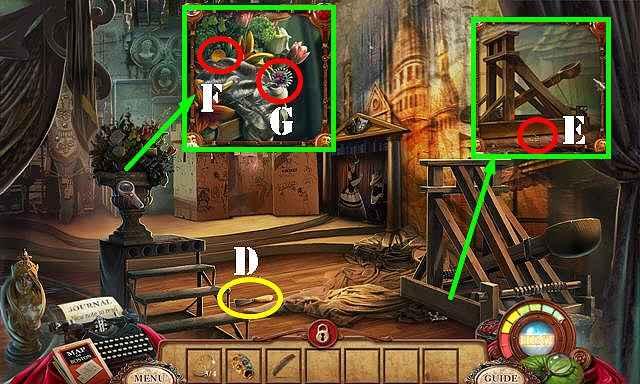 punished talents: seven muses walkthrough 10 screenshots 2