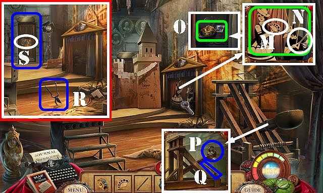 punished talents: seven muses walkthrough 11 screenshots 2