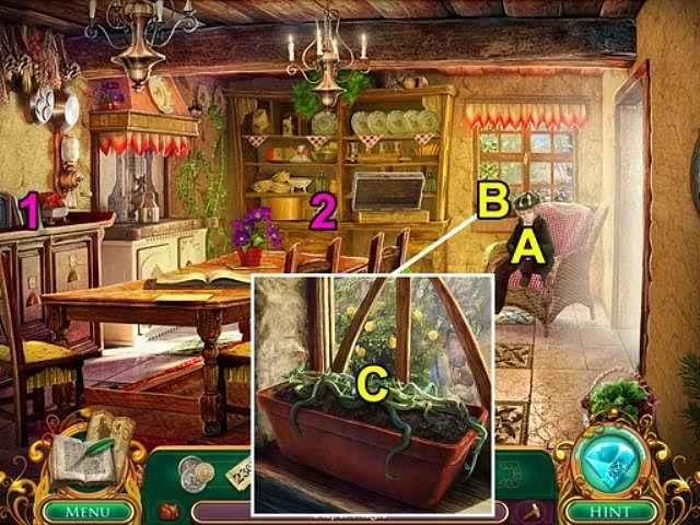 fairy tale mysteries: the beanstalk walkthrough 4 screenshots 2