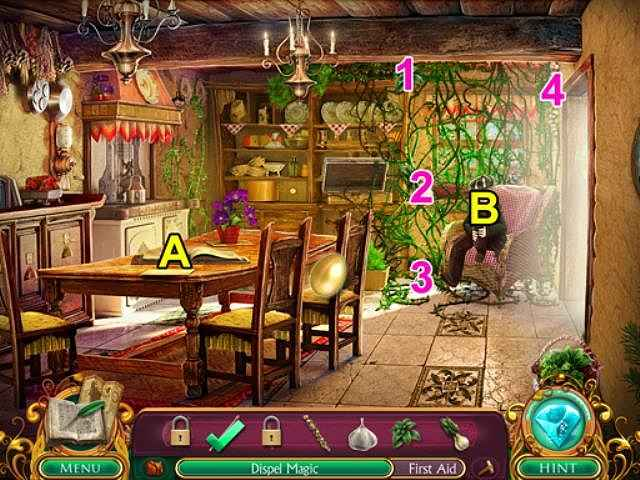 fairy tale mysteries: the beanstalk walkthrough 4 screenshots 3