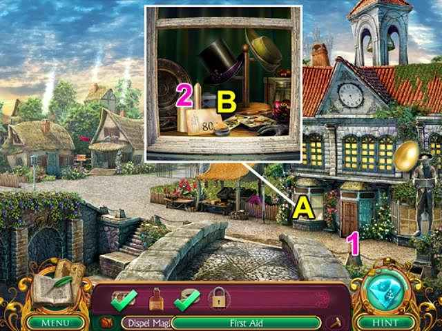 Fairy Tale Mysteries: The Beanstalk Walkthrough 5