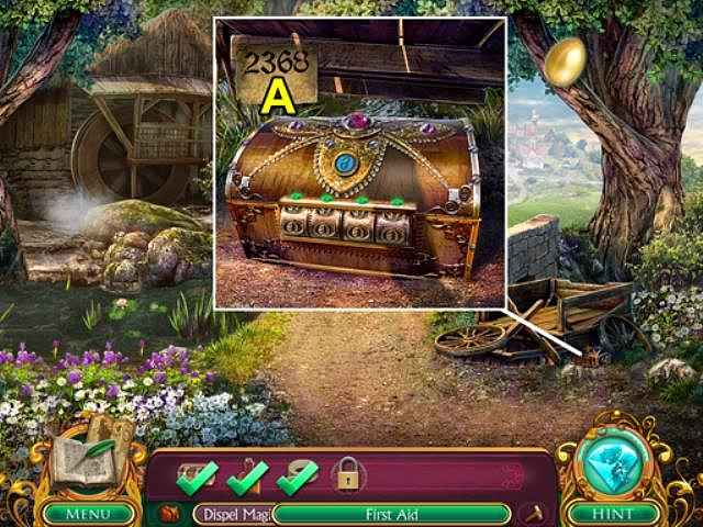 fairy tale mysteries: the beanstalk walkthrough 5 screenshots 2