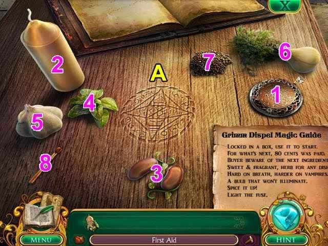 fairy tale mysteries: the beanstalk walkthrough 5 screenshots 3