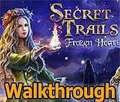 secret trails: frozen heart collector's edition walkthrough
