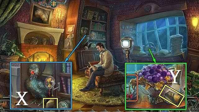 haunted halls: nightmare dwellers walkthrough 7 screenshots 3