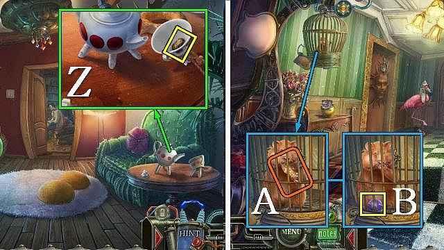haunted halls: nightmare dwellers walkthrough 8 screenshots 1