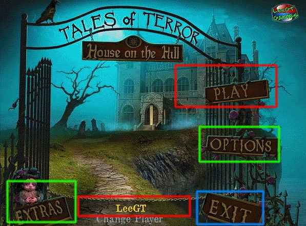 tales of terror: house on the hill walkthrough screenshots 1