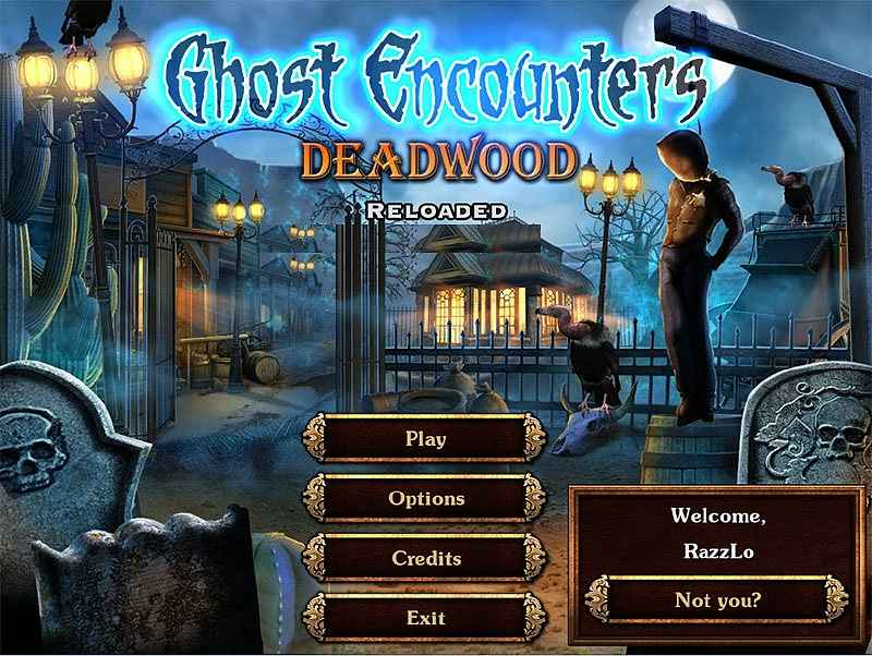 ghost encounters: deadwood reloaded collector's edition screenshots 1