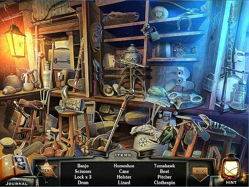 ghost encounters: deadwood reloaded collector's edition screenshots 2