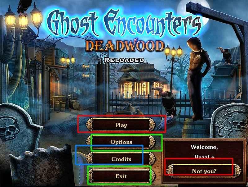 ghost encounters: deadwood reloaded collector's edition walkthrough
